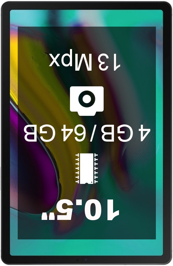Samsung Galaxy Tab S5e 4GB 64GB Wifi tablet