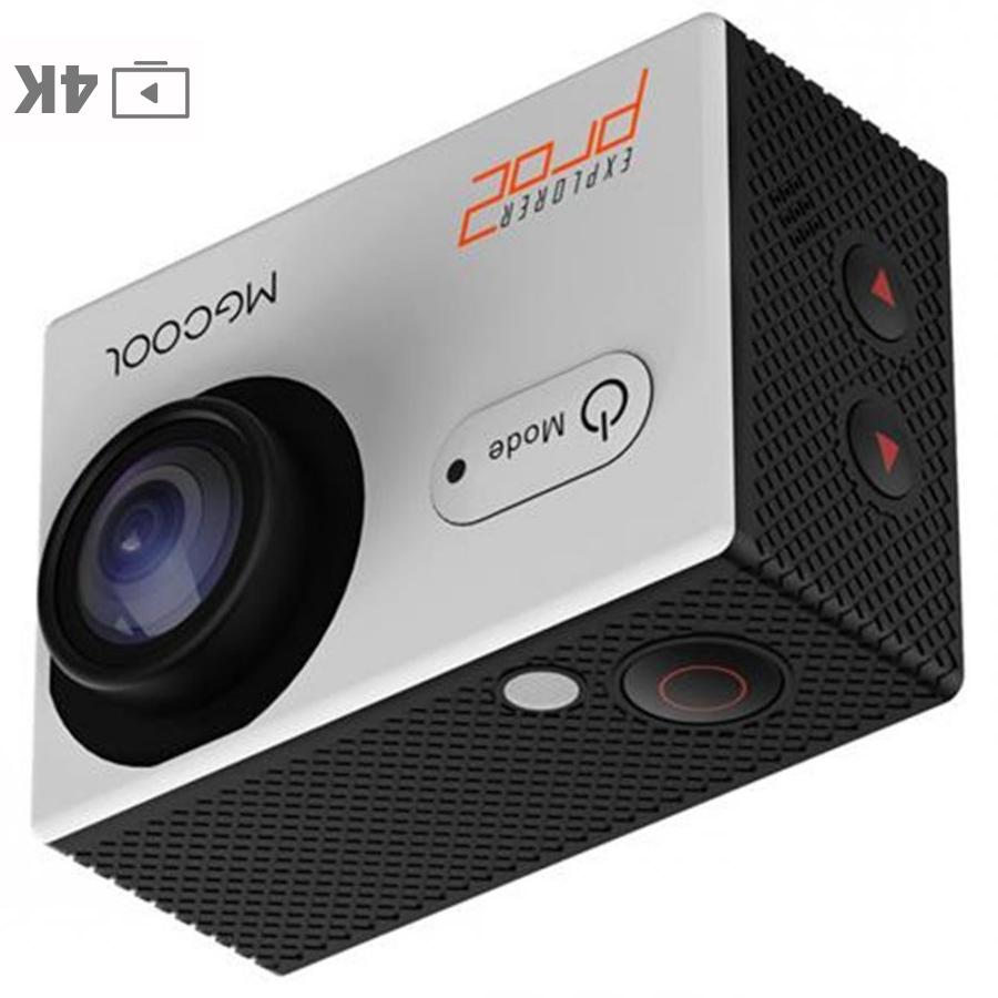MGCOOL Explorer Pro 2 action camera