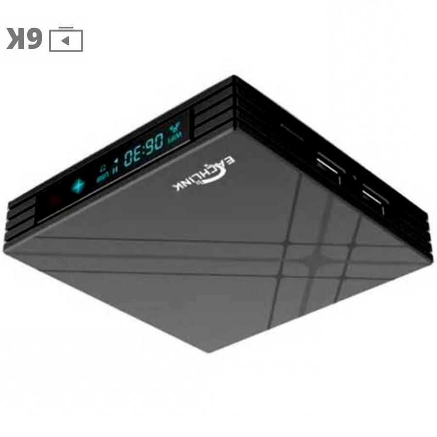 EACHLINK H6 3GB 32GB TV box