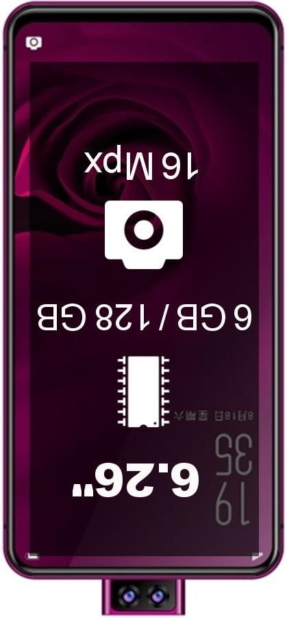 Elephone U2 6GB 128GB smartphone