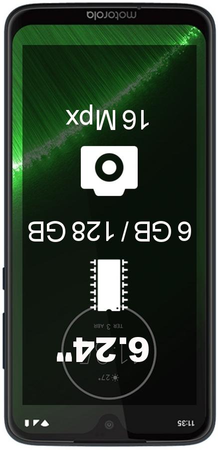 Motorola Moto G7 Plus CN 6GB 128GB smartphone