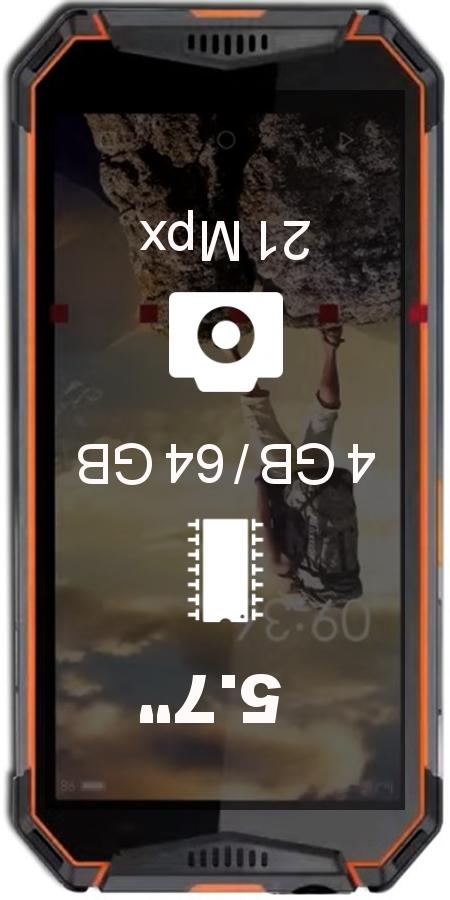 Ulefone Armor 3T T(Antena) smartphone