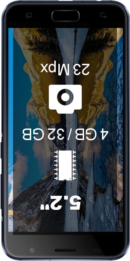 ASUS Zenfone V smartphone