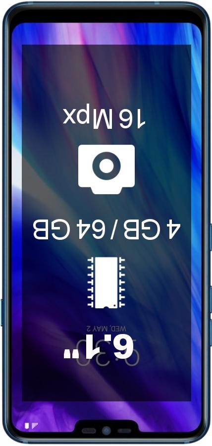 LG G7 ThinQ G710EAW smartphone