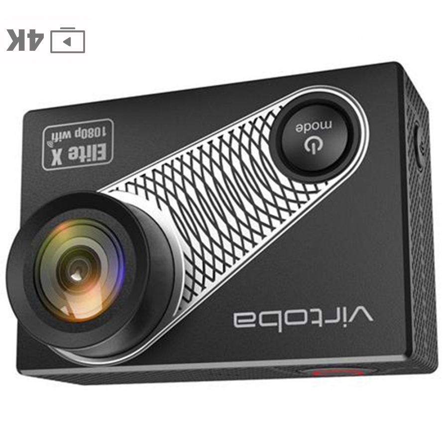 Virtoba Elite X action camera