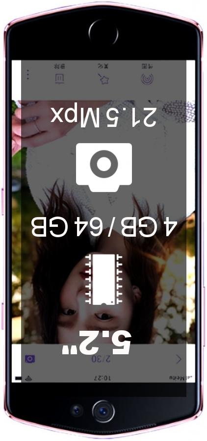 Meitu M8s 4GB 64GB smartphone