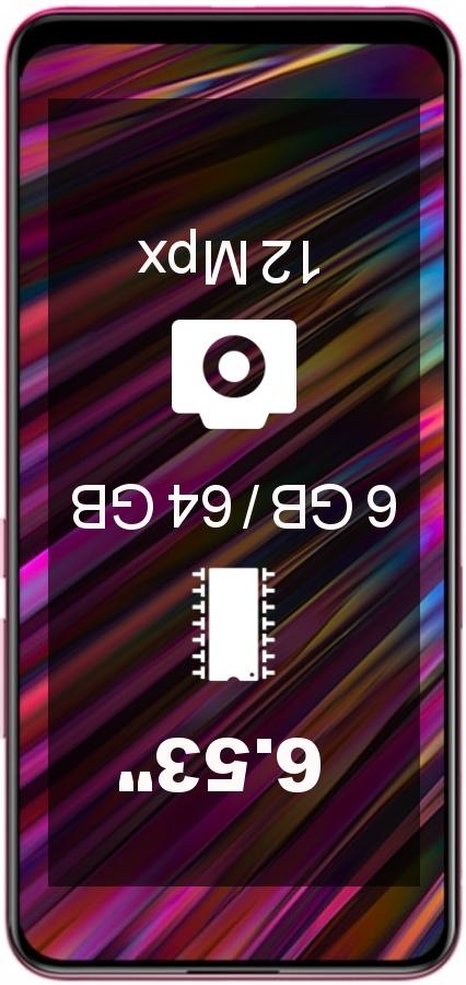 Vivo V15 IN smartphone