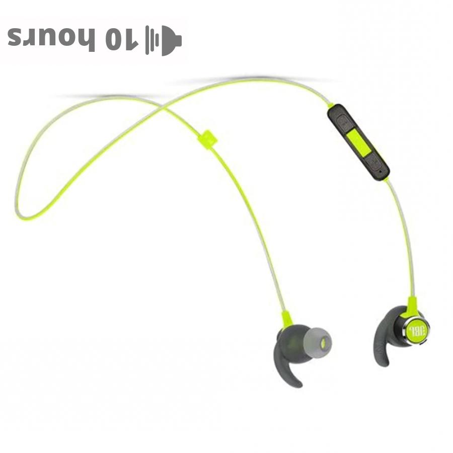 JBL Reflect Mini 2 wireless earphones