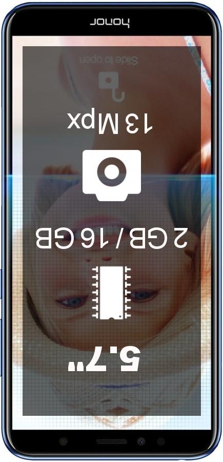 Huawei Honor 7A 2GB 16GB L29 smartphone