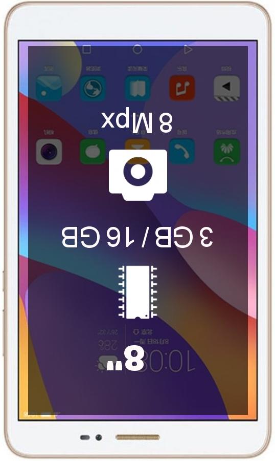 Huawei Honor Pad 2 3GB 16GB tablet