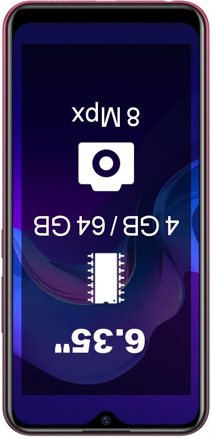 Vivo Y15 IN smartphone