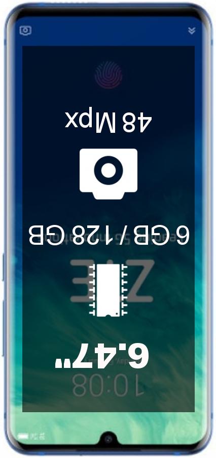 ZTE Axon 10 Pro 5G smartphone
