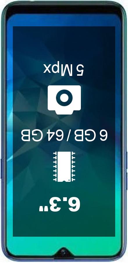 Realme X Lite 6GB 64GB smartphone