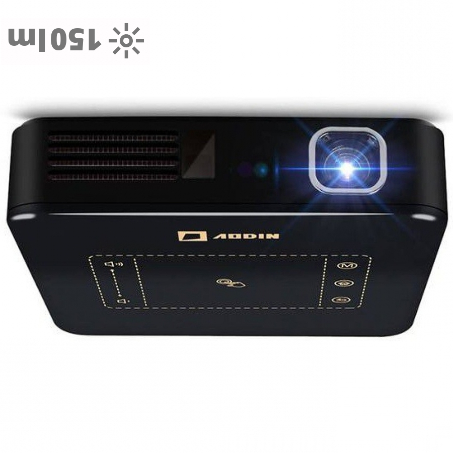AODIN D13 portable projector