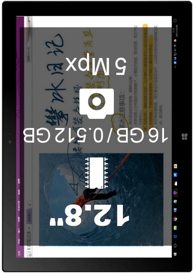 VOYO VBook I7 PLus 16GB 512GB tablet