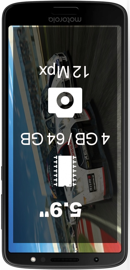 Motorola Moto G6 Plus BR 4GB XT1926-3 smartphone