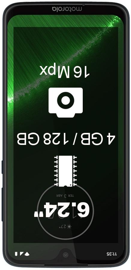 Motorola Moto G7 Plus CN 128GB smartphone