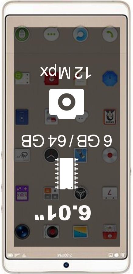 Smartisan Nut Pro 2S 6GB 64GB smartphone