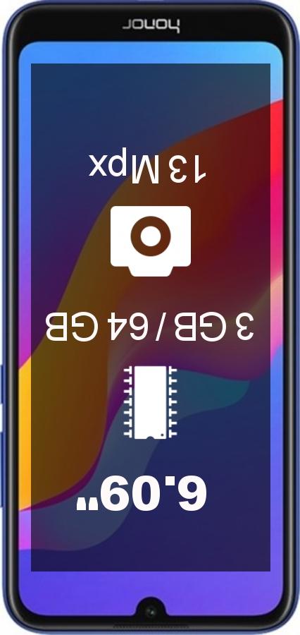 Huawei Honor Play 8A AL00 64GB smartphone