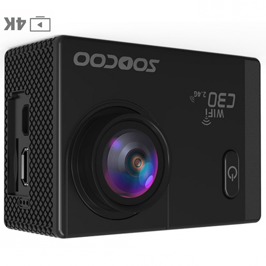 SOOCOO c30r action camera