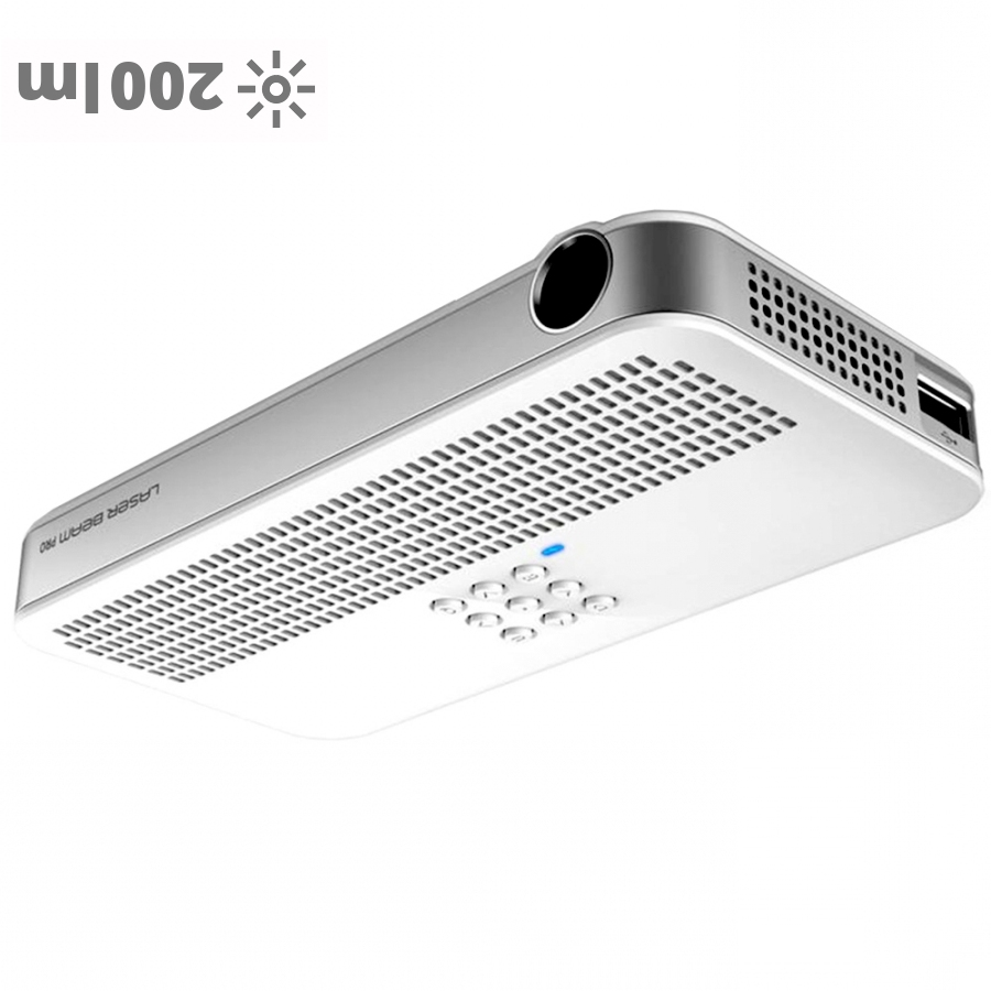 Laser Beam Pro C200 portable projector