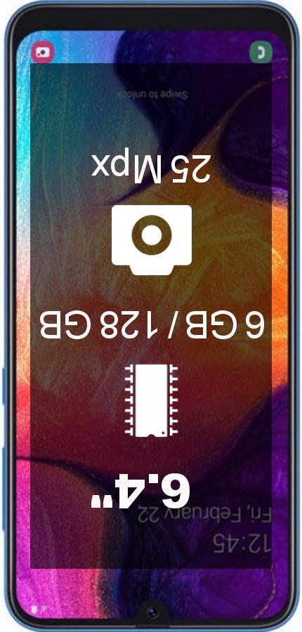 Samsung Galaxy A50 6GB 128GB A505FD smartphone