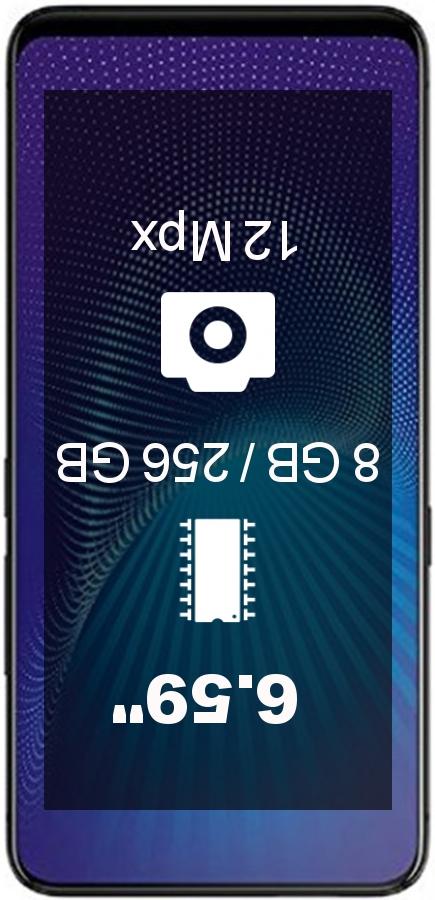 Vivo NexS 256GB smartphone
