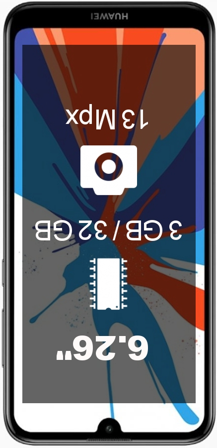 Huawei Y7 Pro 2019 L21 battery life
