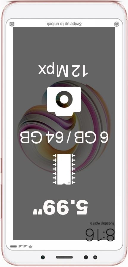 Xiaomi Redmi Note 5 6GB 64GB smartphone
