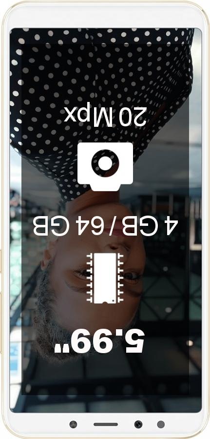 Xiaomi Mi A2 4GB 64GB smartphone