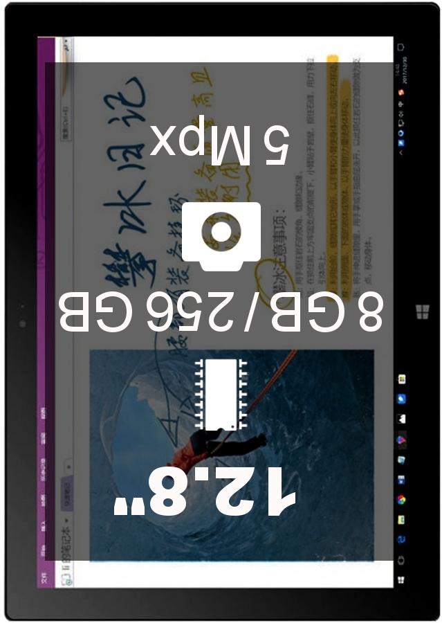 VOYO VBook I7 PLus 8GB 256GB tablet