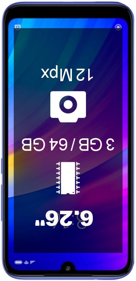 Xiaomi Redmi 7 Asia 3GB 64GB smartphone