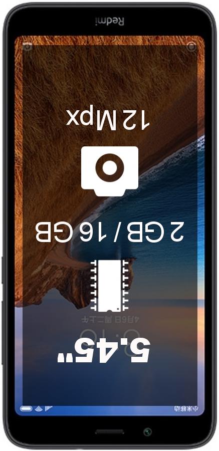 Xiaomi Redmi 7A IN 2GB 16GB smartphone