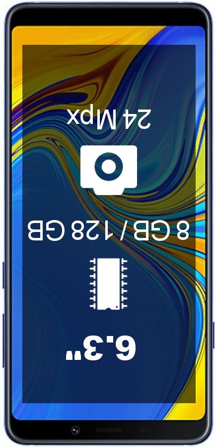 Samsung Galaxy A9 (2018) 8GB 128GB smartphone