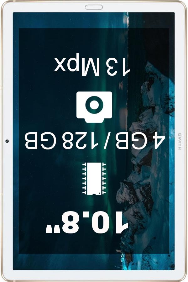 Huawei MediaPad M6 10.8 4G 128GB tablet