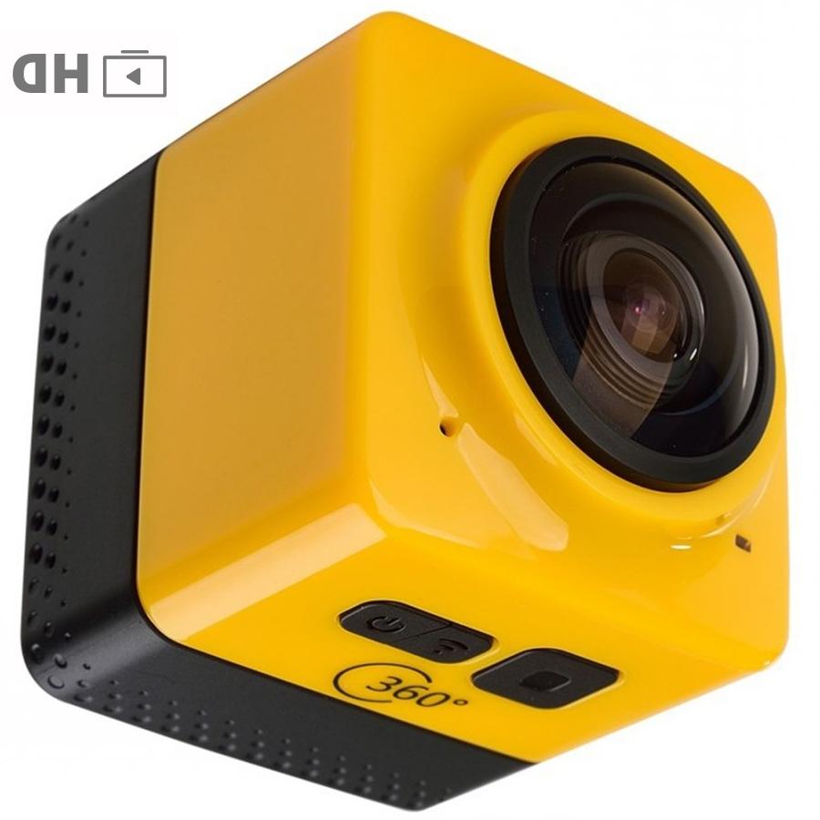 SOOCOO Cube360 action camera