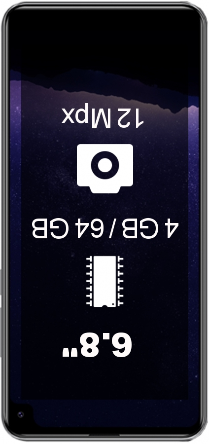 Cubot Max 2 smartphone