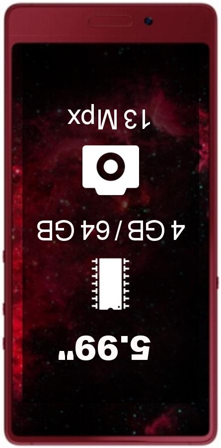 Smartisan Nut 3 4GB 64GB smartphone