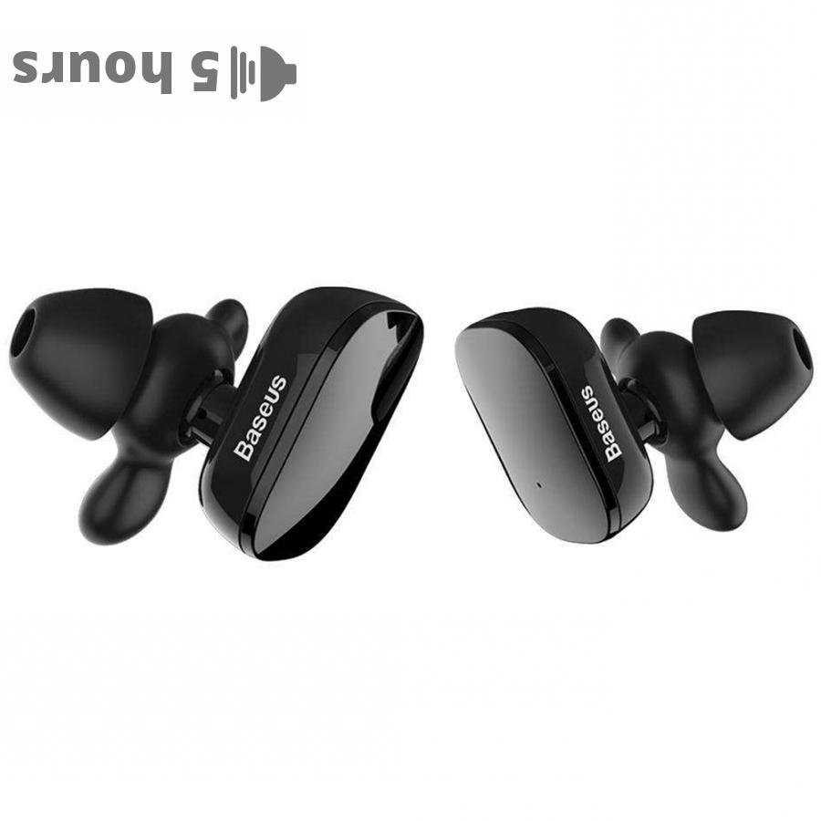BASEUS W02 wireless earphones