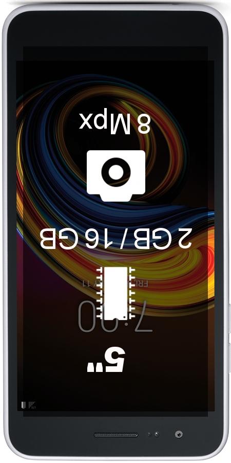 LG Tribute Empire smartphone