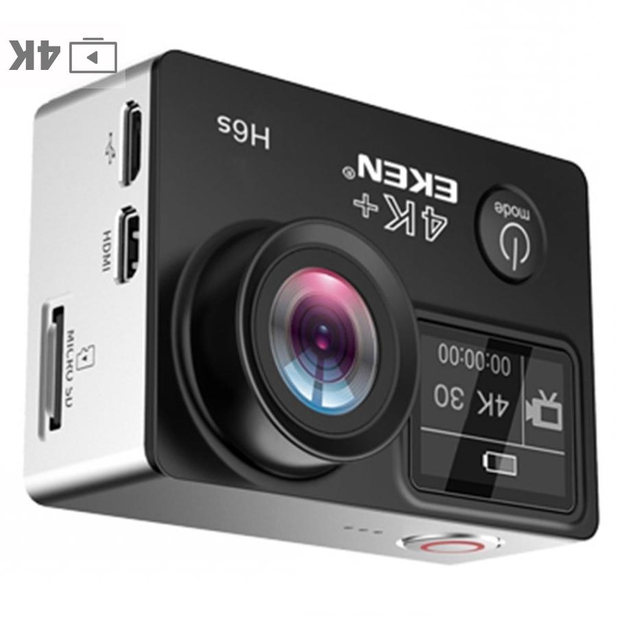 EKEN H6S action camera