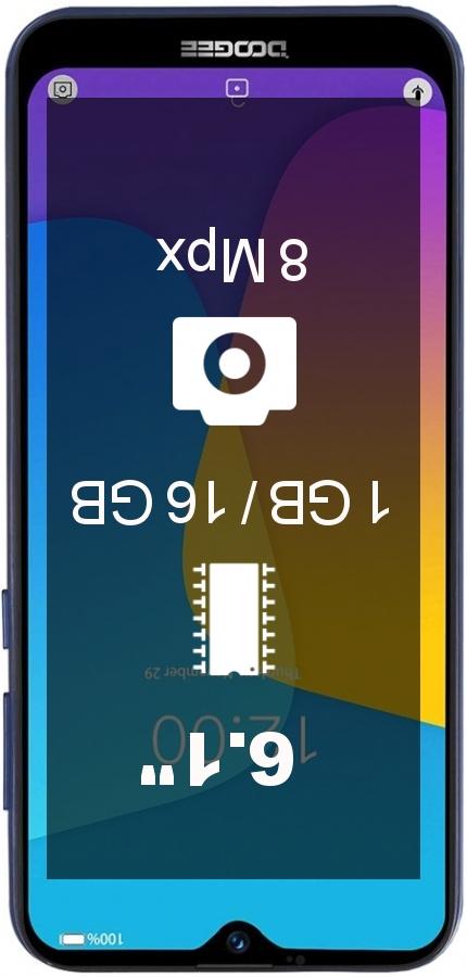 DOOGEE Y8C smartphone