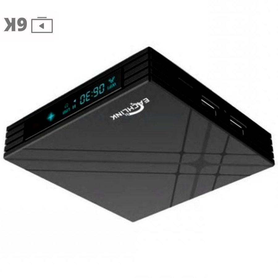 EACHLINK H6 3GB 64GB TV box