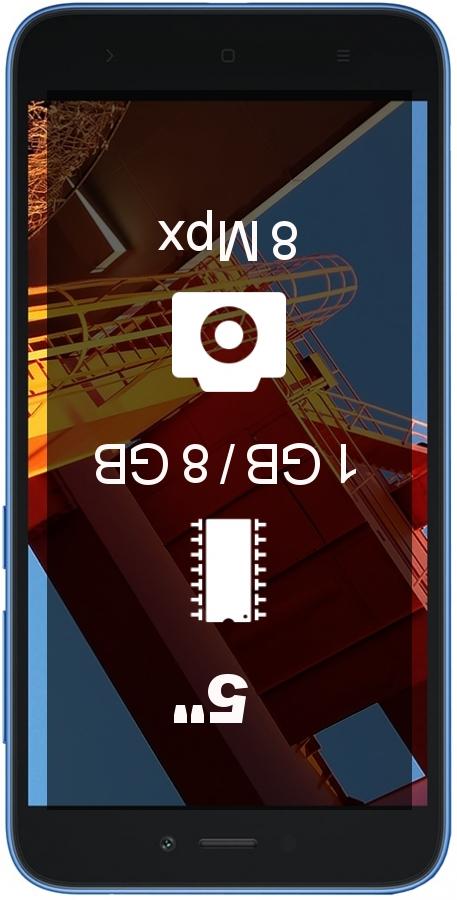 Xiaomi Redmi Go Global 8GB smartphone