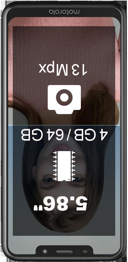 Motorola P30 Play smartphone