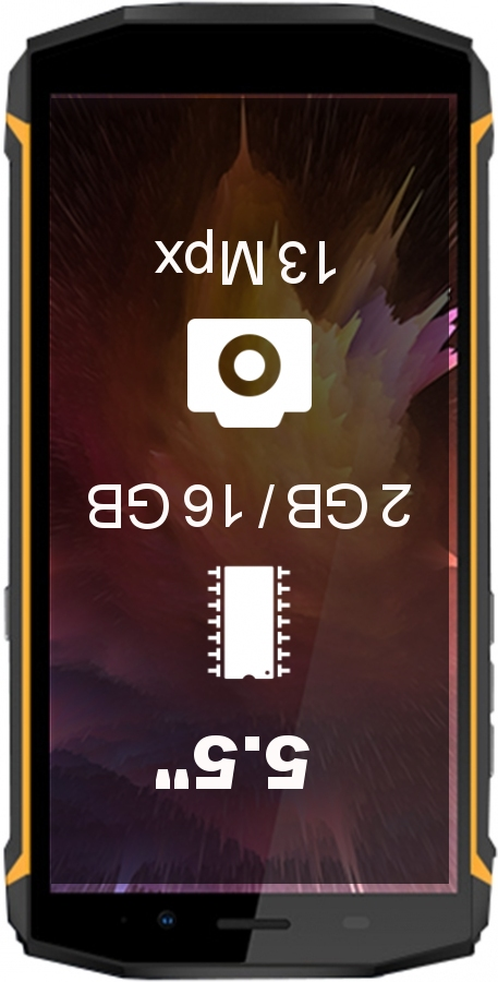 Blackview BV5800 smartphone