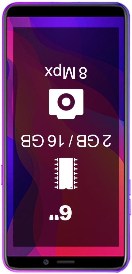 Ulefone Power 3L smartphone