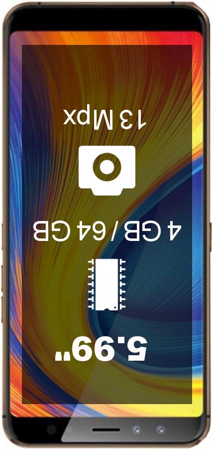 Gome U7 smartphone
