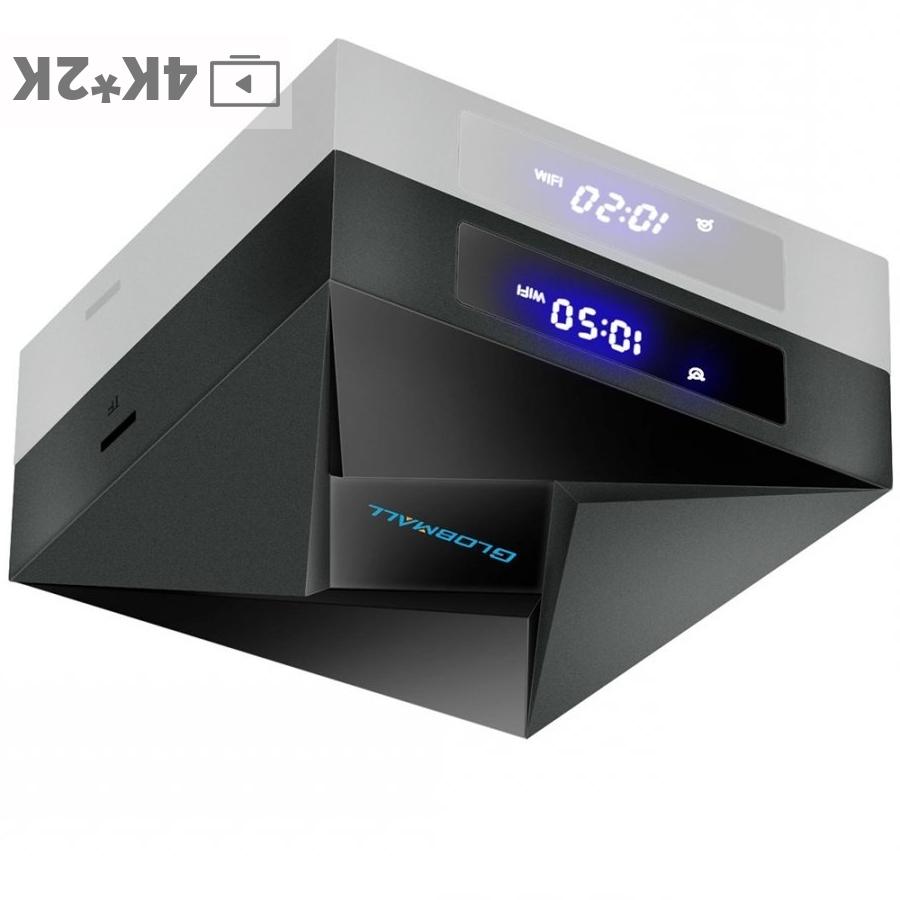 Globmall X4 2GB 16GB TV box