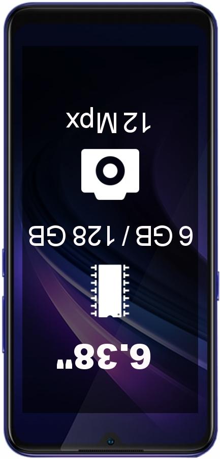 Vivo iQOO Neo 6GB 128GB smartphone